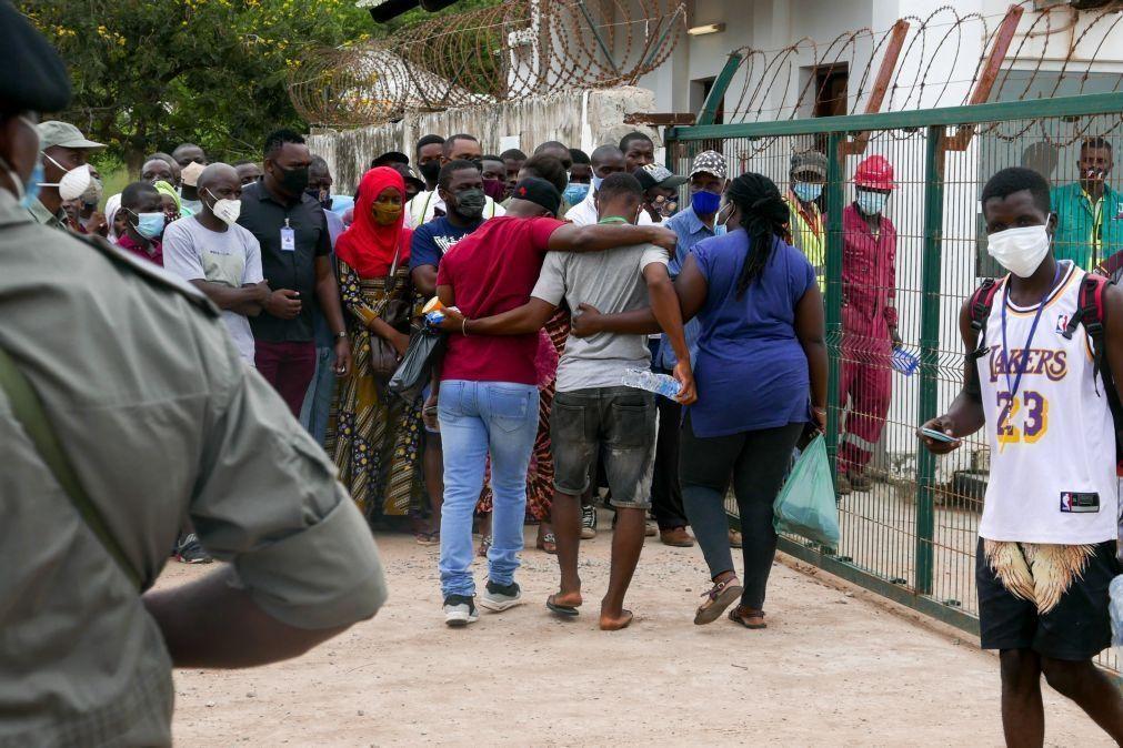 Moçambique/Ataques: PAM pede 68 ME para apoiar quase um milhão em fome severa