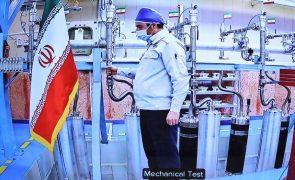 Irão vai começar a enriquecer urânio a 60%