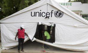 Moçambique/Ataques: Unicef denuncia crise humanitária e de proteção e risco de cólera