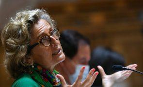 Ministra da Coesão Territorial contesta instalação em Lisboa da Europa Startup Aliança das Nações
