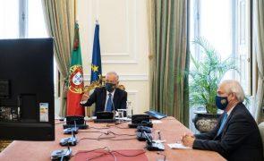 Marcelo propõe ao parlamento renovar estado de emergência até 30 de abril