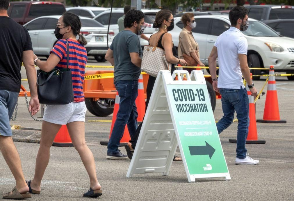 Covid-19: EUA com 917 mortos e 79.980 casos nas últimas 24 horas