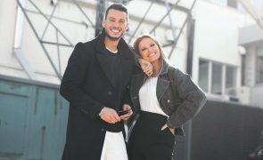 Cristina Ferreira e Ruben Rua Nos braços um do outro em refúgio secreto (Exclusivo)