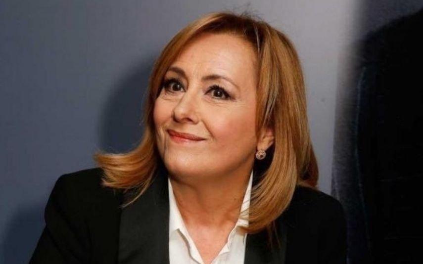 Fátima Campos Ferreira faz operação delicada