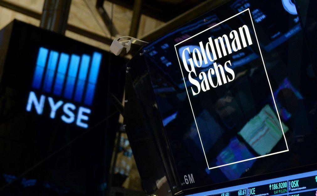 Lucro do Goldman Sachs aumenta 464% no primeiro trimestre