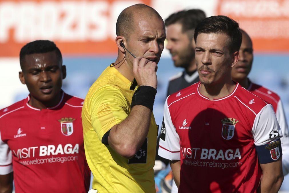 Árbitros João Pinheiro e Luís Godinho nomeados para a Liga Europa