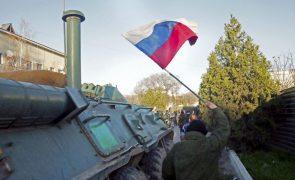 EUA acusam Rússia de destacar 25.000 militares adicionais para a Ucrânia