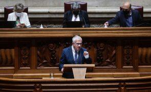 Covid-19: Governo prepara um