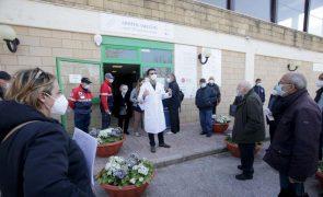 Covid-19: Itália com 16.000 novos casos em clima de dúvidas sobre vacinação