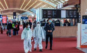 Covid-19: França regista43.505 novos casos