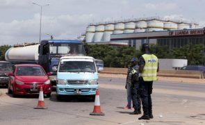 Covid-19: Angola regista mais três óbitos e 144 novos casos