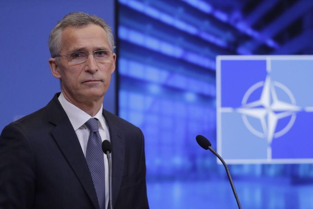 NATO anuncia que vai começar retirada de tropas do Afeganistão a 01 de maio
