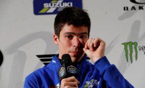 MotoGP/Portugal: Mir quer 'bisar' em Portimão, porque não chegam pódios com Márquez