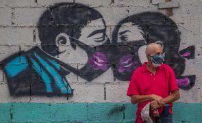 Covid-19: Crematórios da capital venezuelana com lista de espera de uma semana