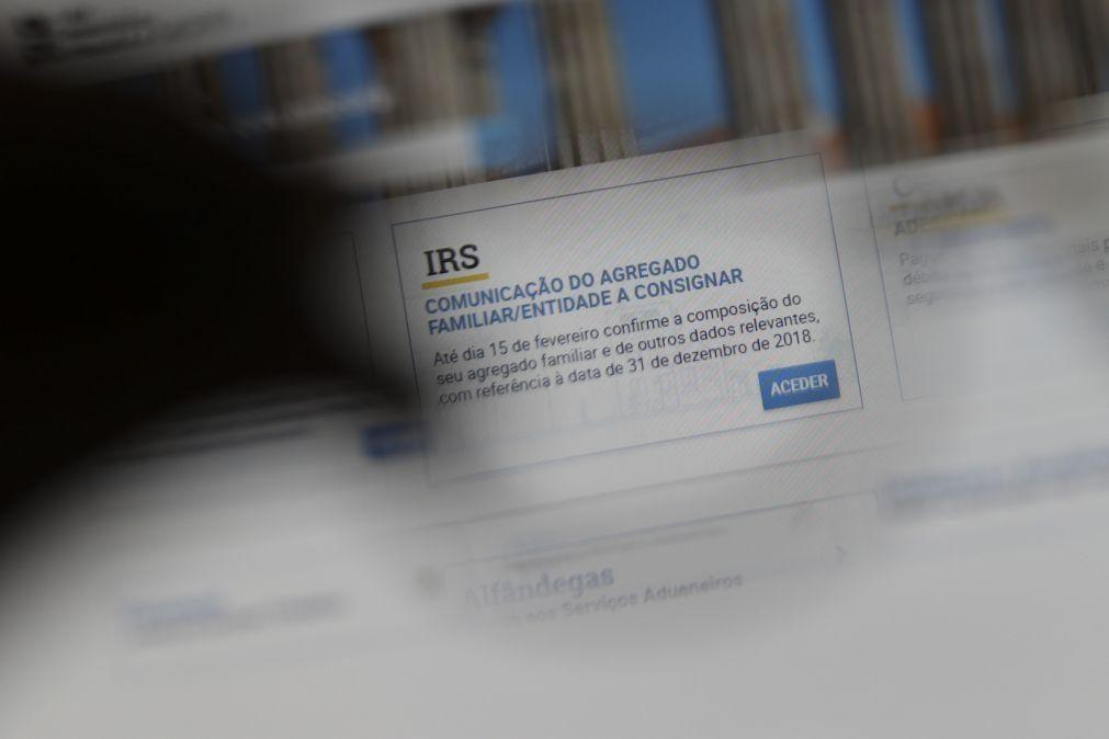 Fisco já liquidou 73 mil declarações de IRS. 54 mil têm reembolso