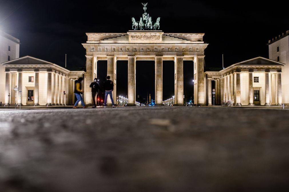 Covid-19: Alemanha registou 29.426 novas infeções e 293 mortes em 24 horas