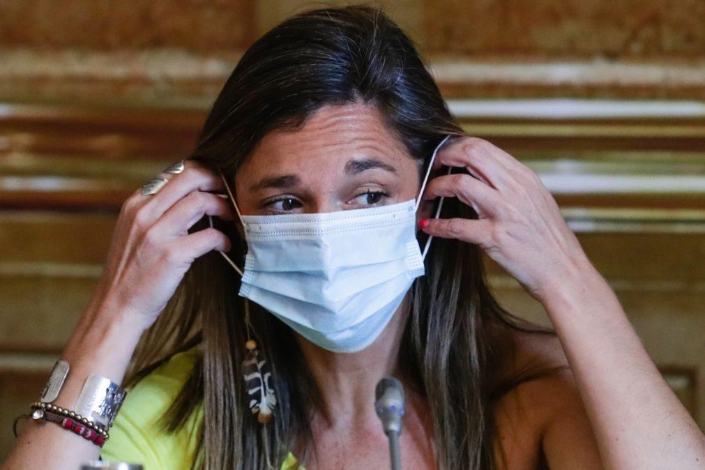 Grupo de enfermeiros recorreu de queixa arquivada contra bastonária