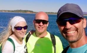 Sobrevivente de leucemia faz caminhada para angariar dinheiro para outros doentes