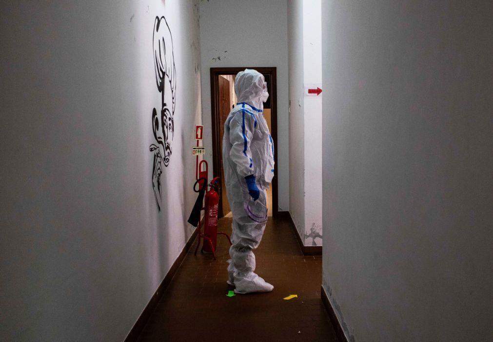 Covid-19: Mais duas mortes e 501 novos casos em 24 horas