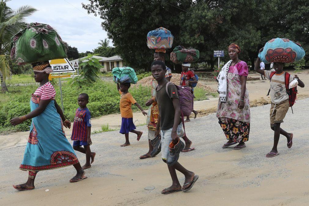 Moçambique/Ataques: Violência afeta evolução da economia