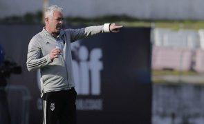 Jorge Costa não acredita num Sporting fragilizado em Faro