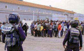 Polícia angolana deteve duas pessoas por suspeita de tráfico de menores na Huíla