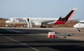 Regresso do avião da CVA a Cabo Verde antes das eleições foi