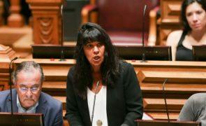 Deputada do BE Sandra Cunha renuncia ao mandato na sequência da investigação sobre moradas