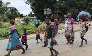 Moçambique/Ataques: OIM diz que quase 19 mil pessoas fugiram de Palma