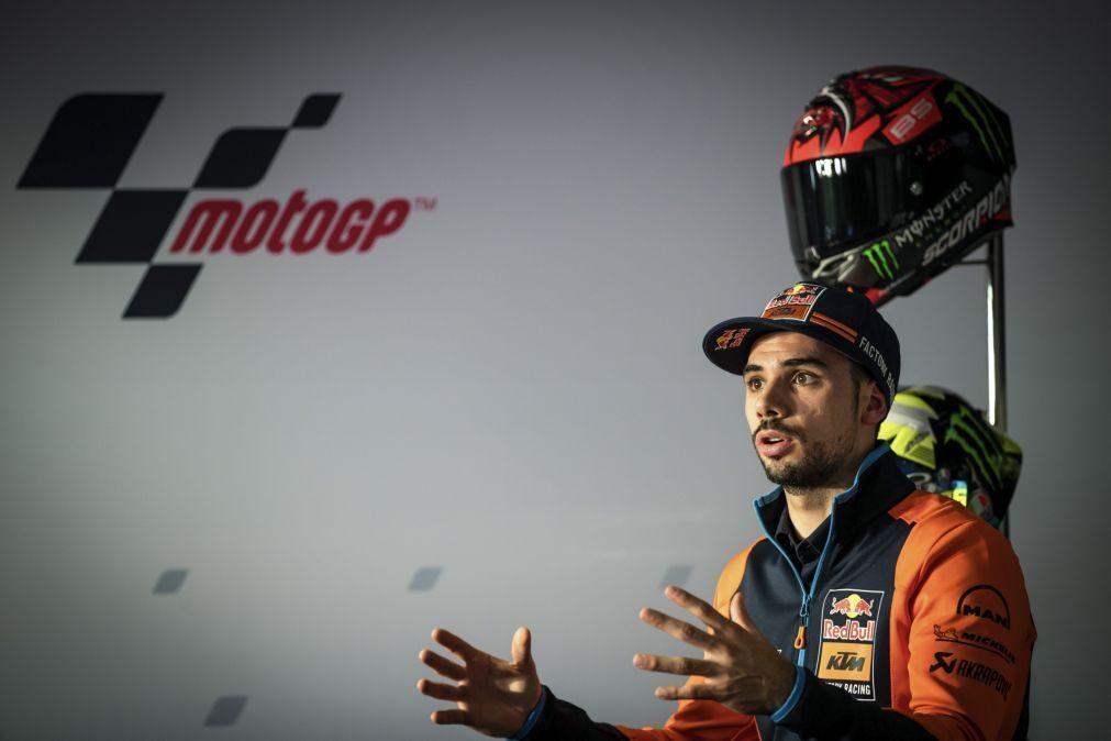 MotoGP/Portugal: Miguel Oliveira
