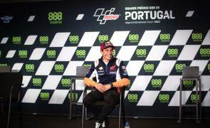 MotoGP/Portugal: Marc Márquez regressa no Algarve