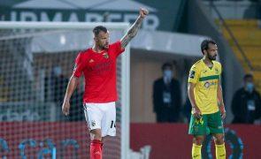 Benfiquista Seferovic eleito melhor jogador da I Liga em março