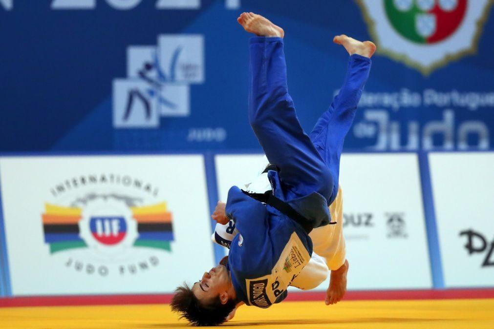 Judoca André Diogo eliminado ao primeiro combate nos Europeus de judo