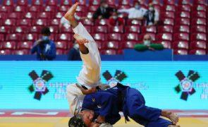 Rodrigo Lopes eliminado ao segundo combate nos -60 kg nos Europeus de judo
