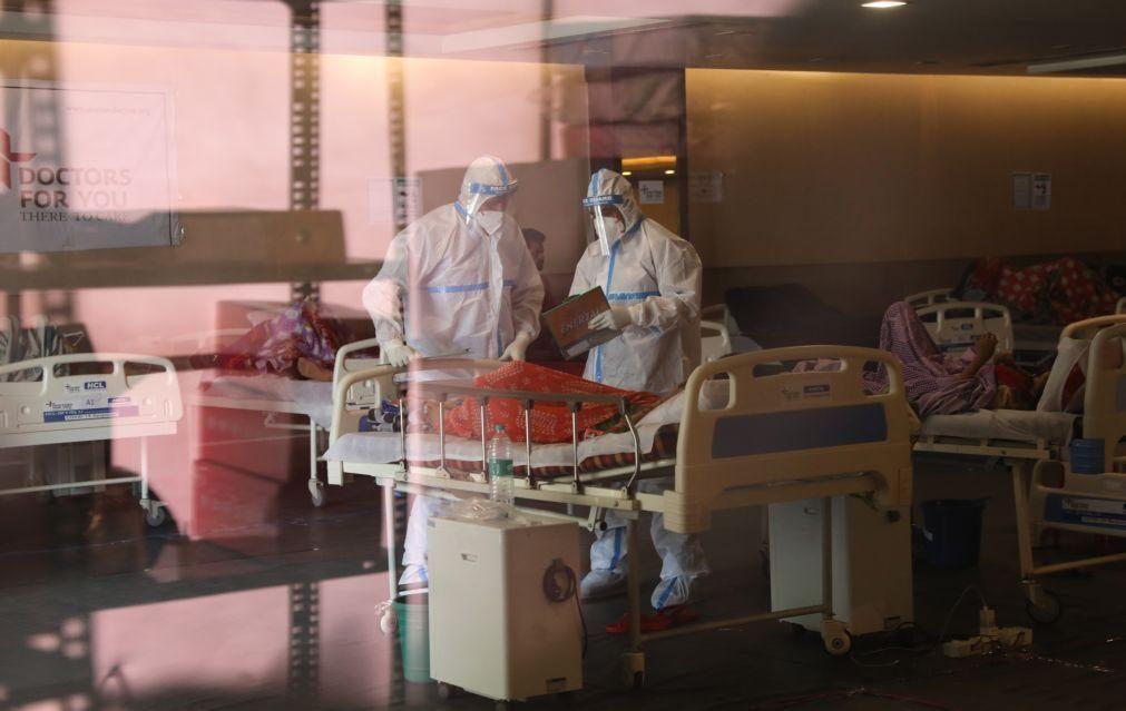 Covid-19: Mais 4 mortes e 553 novos casos em 24 horas