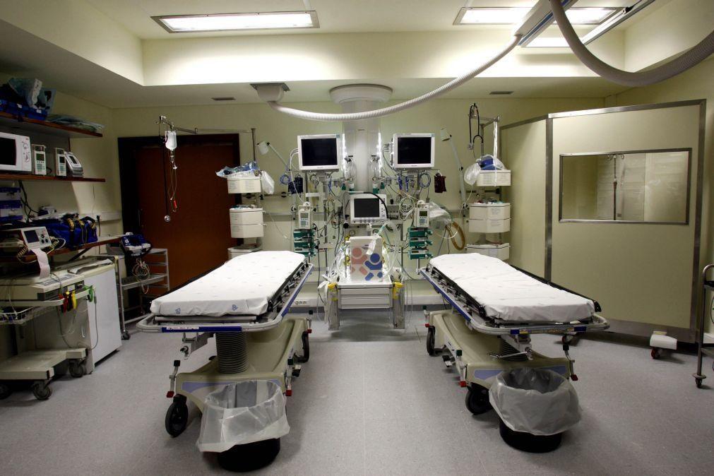 250 milhões em novos hospitais e 68MEuro em obras até final de 2022