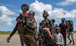 Moçambique/Ataques: OIM diz que deslocados de Palma registados totalizam 20.558