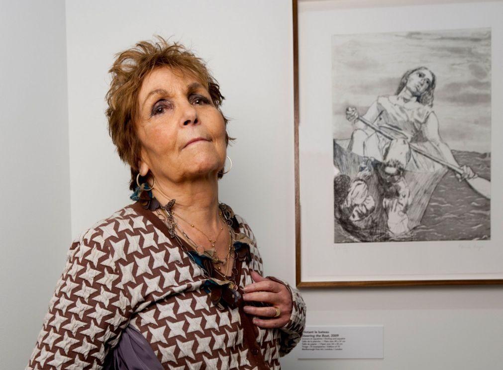 Exposição gratuita de 59 obras de Paula Rego é inaugurada hoje em Lisboa