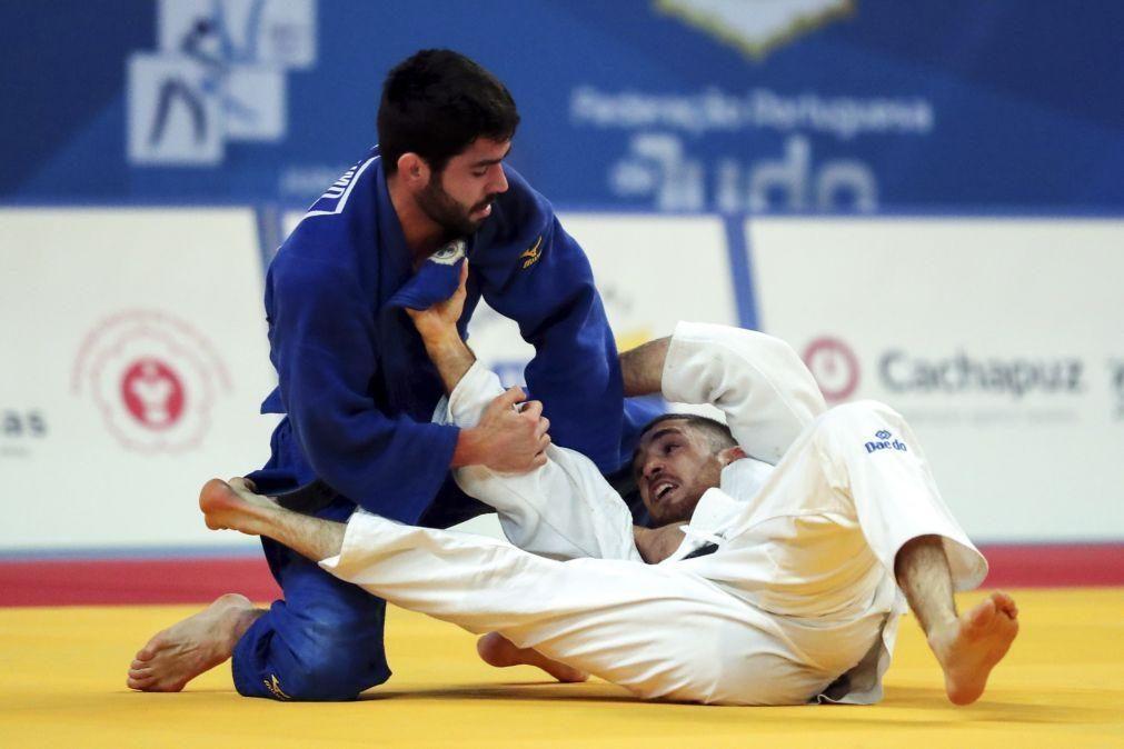 Judo/Europeus: João Crisóstomo conquista bronze nos -66 kg