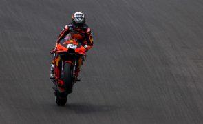 MotoGP/Portugal: Miguel Oliveira espera