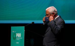 PRR: Plano permite chegar a 2030 com PIB superior às projeções pré-pandemia