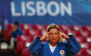 Telma Monteiro campeã europeia de Judo pela sexta vez