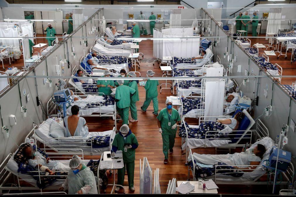 Covid-19: Mais 5 mortes e 649 novos casos em 24 horas