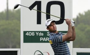 Ricardo Santos passa o 'cut' do Open da Áustria, Pedro Figueiredo fica de fora