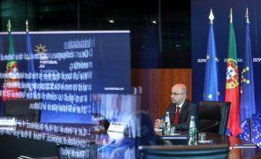 UE/Presidência: Leão insta países a submeterem planos de recuperação a Bruxelas dentro de 15 dias