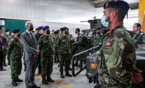 Portugal já tem 10 militares em Moçambique e manterá até cinco no Afeganistão depois de maio