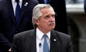 Covid-19: PR argentino avisa que não tolerará contestação contra restrições