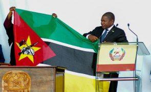 Moçambique/Ataques: PR pede mais solidariedade e critica disseminação de falsas informações