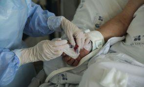 Covid-19: Portugal pode atingir 120 casos por 100 mil habitantes dentro de um a dois meses