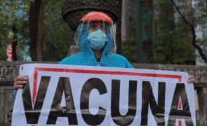 Covid-19: México com 480  mortos e 4.504 casos nas últimas 24 horas